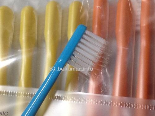 歯の健康,歯ブラシ比べ,エビスハブラシ,小林製薬,歯間ブラシ,歯科医院用,歯ブラシ