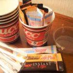 UCCカップコーヒー