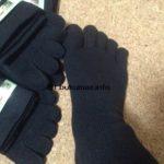 五本指靴下,靴下,プチプラ,ソックス,5本指ソックス
