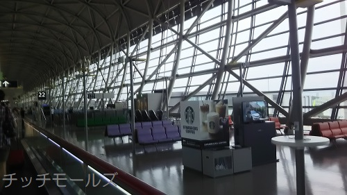 関西空港国内線