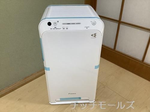 ダイキン|ストリーマ空気清浄機