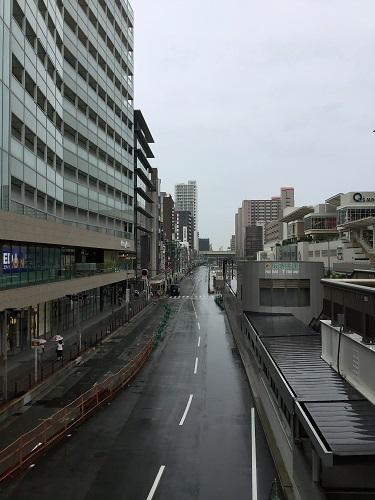 天王寺・阿倍野界隈の風景2019
