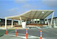 南芦屋浜パーキングエリア 阪神高速,湾岸線