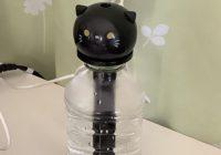 ダイソー|ペットボトル加湿器